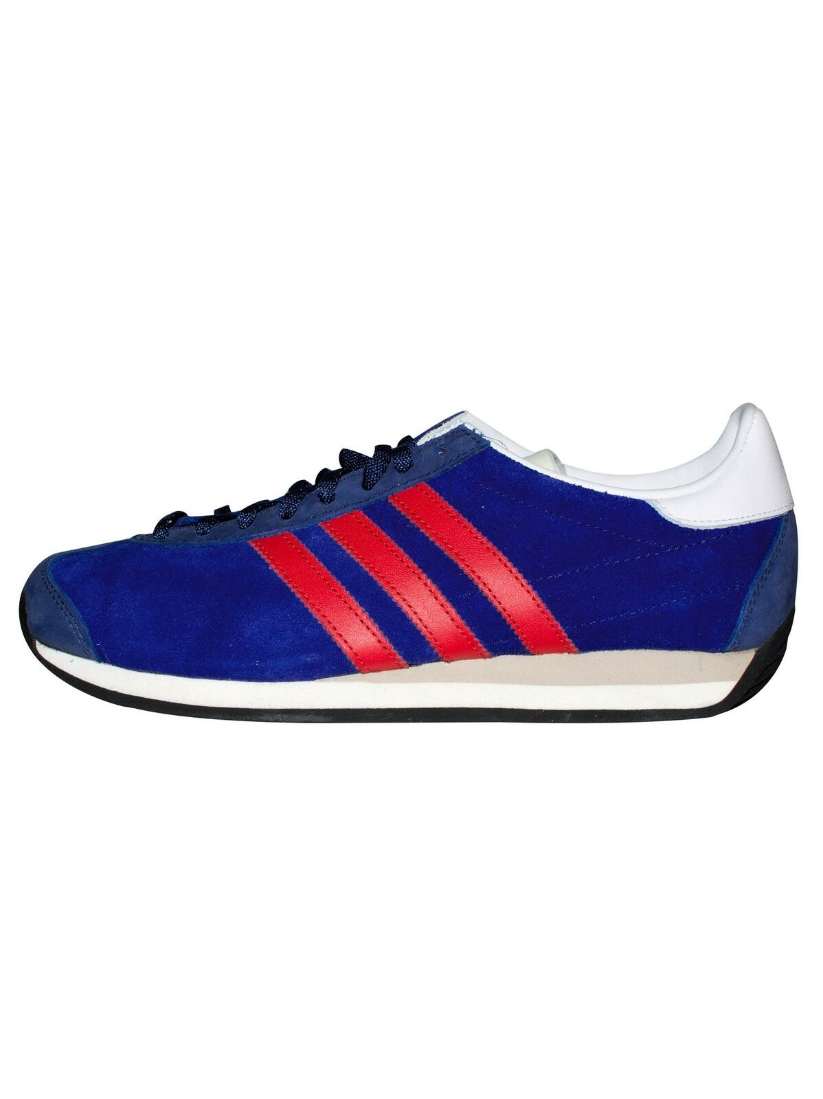 Adidas Originals Country & OG Blau & Country ROT Trainer 9cf24d