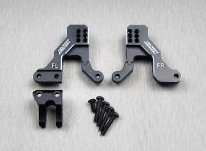 Samix Rc Traxxas Trx-4 Aluminium Noir Devant Ajuster Shock Plaque De Montage Ukjiypuy-07162410-844030738