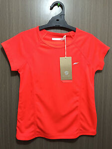41b72dc7 BNWT Girls Size 12 Fluro Coral Target Active Short Sleeve Sports ...