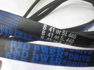 D/&D PowerDrive 3-3V500 Banded V Belt