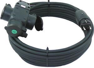 Schutzkontakt-Verlaengerung-3-Fach-Kupplung-H07RN-F-3G1-5-3G2-5-IP44-5-50m