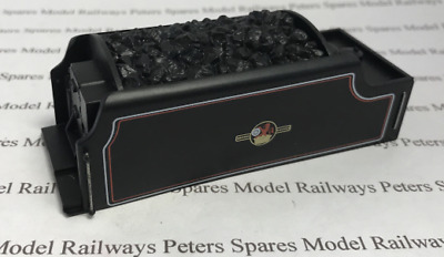 Hornby X3619 Class 8F Tender Body BR Late Crest OHL