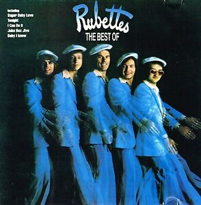 CD-The-Rubettes-The-Best-Of-Sugar-Baby-Love-Tonight-Under-One-Roof-u-a