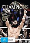 WWE - Night Of Champions 2013 (DVD, 2013)