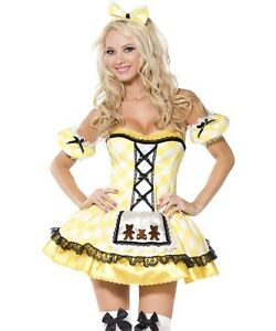 costume Adult goldilocks