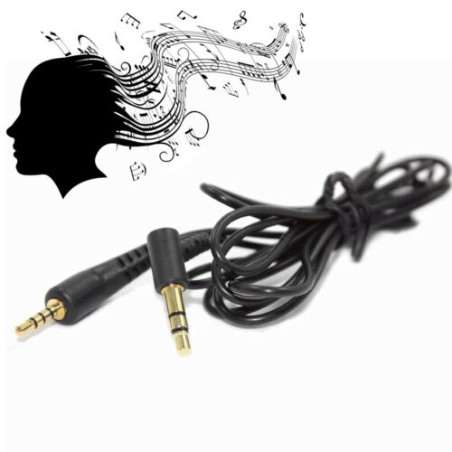 New Replacement Extension Cable Cord For BOS Quiet Comfort 3 QC 3 Headphones FL