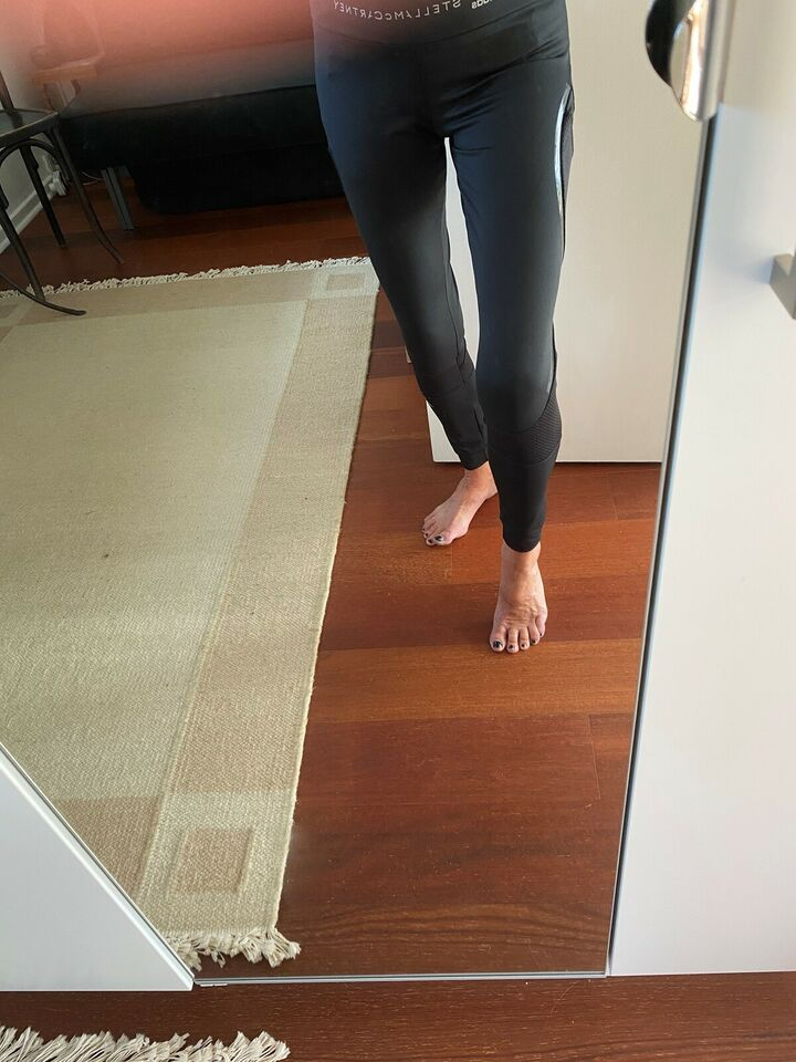 Fitnesstøj, træningsbukser, Stella Maccartney