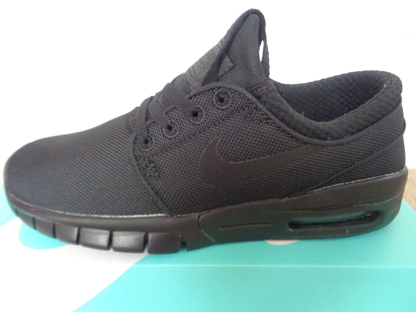 Nike sb stefan janoski max ausbilder turnschuhe 631303 008 eu 36,5 uns 4.5 neue