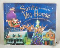Santa Is Coming To My House (general) Childrens Christmas Book