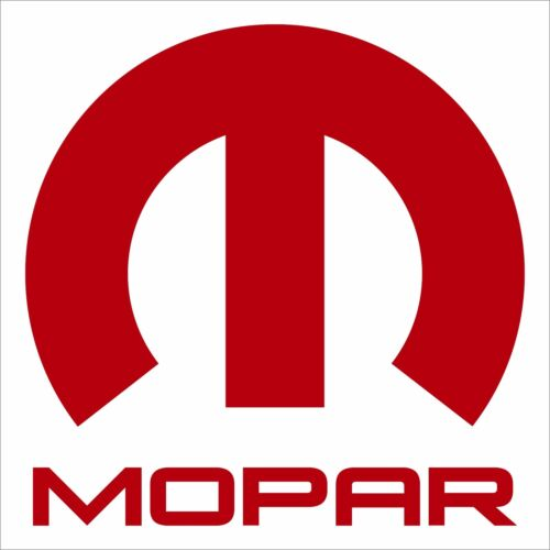 MOPAR decals Many Colors and Sizes
