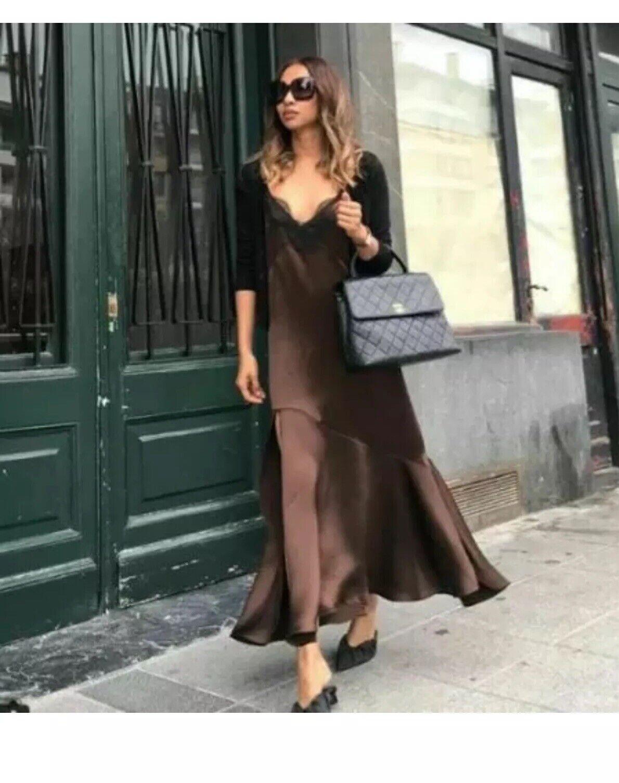 Zara Camisole Dress Größe S Genuine Zara