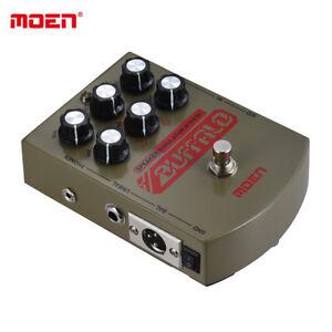 moen mo ba buffalo electric guitar speaker simulator effect pedal equalizer k4t6 ebay. Black Bedroom Furniture Sets. Home Design Ideas