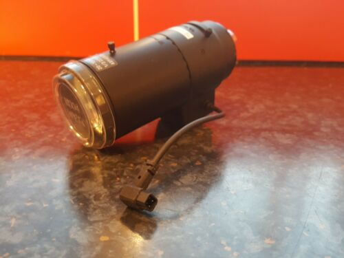 "Brand New! Vista VDD20V10016P CCTV Lens DC Iris 20-100mm//F1.6 1//3/"" CS Mount"
