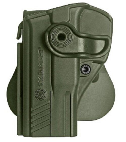 Z1200L IMI Defense Grün Left Hand Roto Holster for Taurus 24/7 G2 FS & Compact