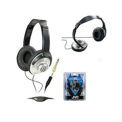 JVC HA-V570 DJ Headphone super bass sound system GENUINE and ORIGINAL Packing