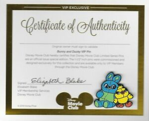Bunny-and-Ducky-Toy-Story-4-VIP-Pin-Disney-Movie-Club-Exclusive