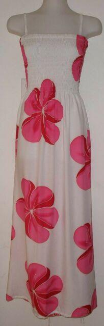 LADIES SHIRRED LONG SUMMER DRESS plus size 20 22 24 26  $20 NEW WITH TAGS