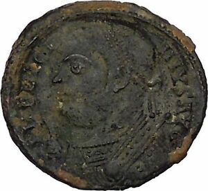 Licinius-I-Constantine-The-Great-enemy-321AD-Ancient-Roman-Coin-Jupiter-i45875
