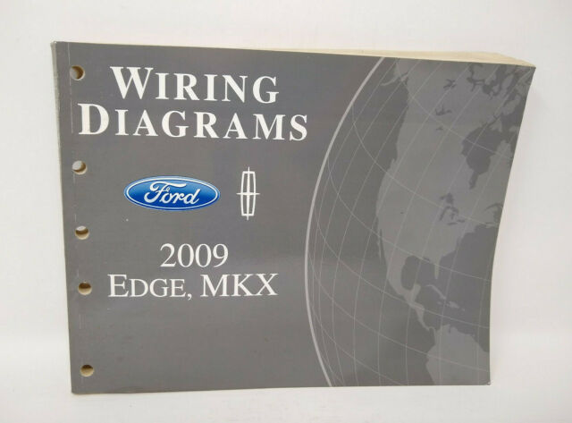 Diagram 2007 Ford Edge Lincoln Mkx Service Shop Manual Set Oem 2 Volume Set And The Wiring Diagrams Manual Full Version Hd Quality Diagrams Manual Diagramlytlei Beppecacopardo It