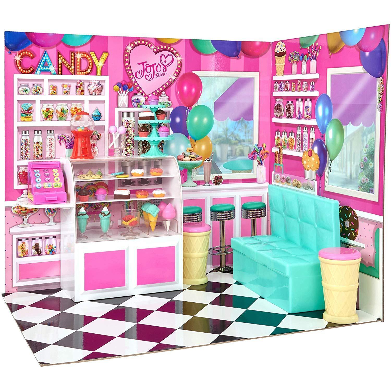 My Life Jojo Siwa Candy Shop Store Play Set - Fast shipping