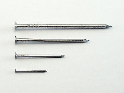 50 Stück Drahtstifte 3,8x100 mm Edelstahl V2A  Senkkopfstifte Drahtnägel