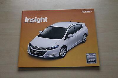 Auto & Verkehr Billiger Preis 171590 Honda Insight Prospekt 03/2009 Automobilia