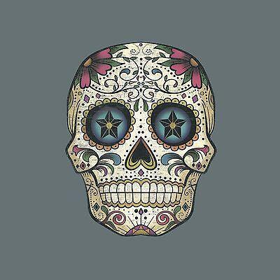 CLOSEOUT! Men's Pura Vida Sugar Skull T-Shirt S M L XL 2XL