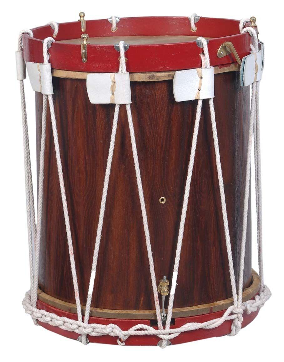 Renaissance Drum 16x16 Military Heritage Drum   Reproduction Civil War Snare