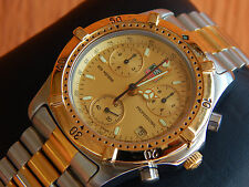 Professional Men's TAG Heuer 2000 Racing 1/10 CHRONO-Diver Watch CE1124 Sapphire