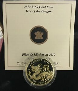 2012-Canada-Lunar-Year-of-the-Dragon-18k-150-Gold-Coin