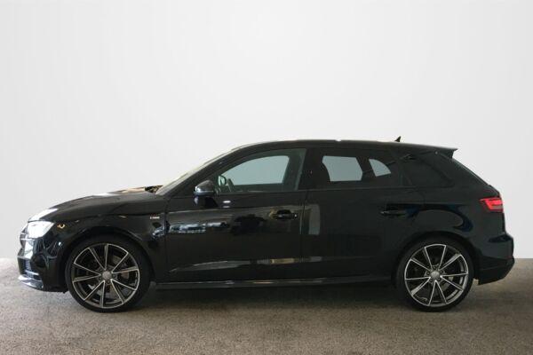 Audi A3 2,0 TFSi 190 Sport SB S-tr. - billede 1