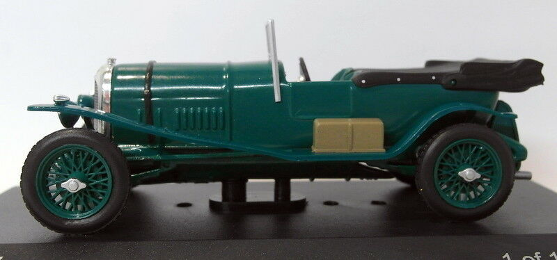Weißbox 1 43 Scale - WHI171 Bentley 3 3 3 litre 1924 - Grün    Merkwürdige Form  9b4215