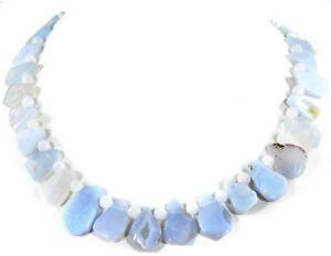 Collier-de-pierre-gemme-extraordinaire-en-Calcedoine-avec-perles-intercalaires