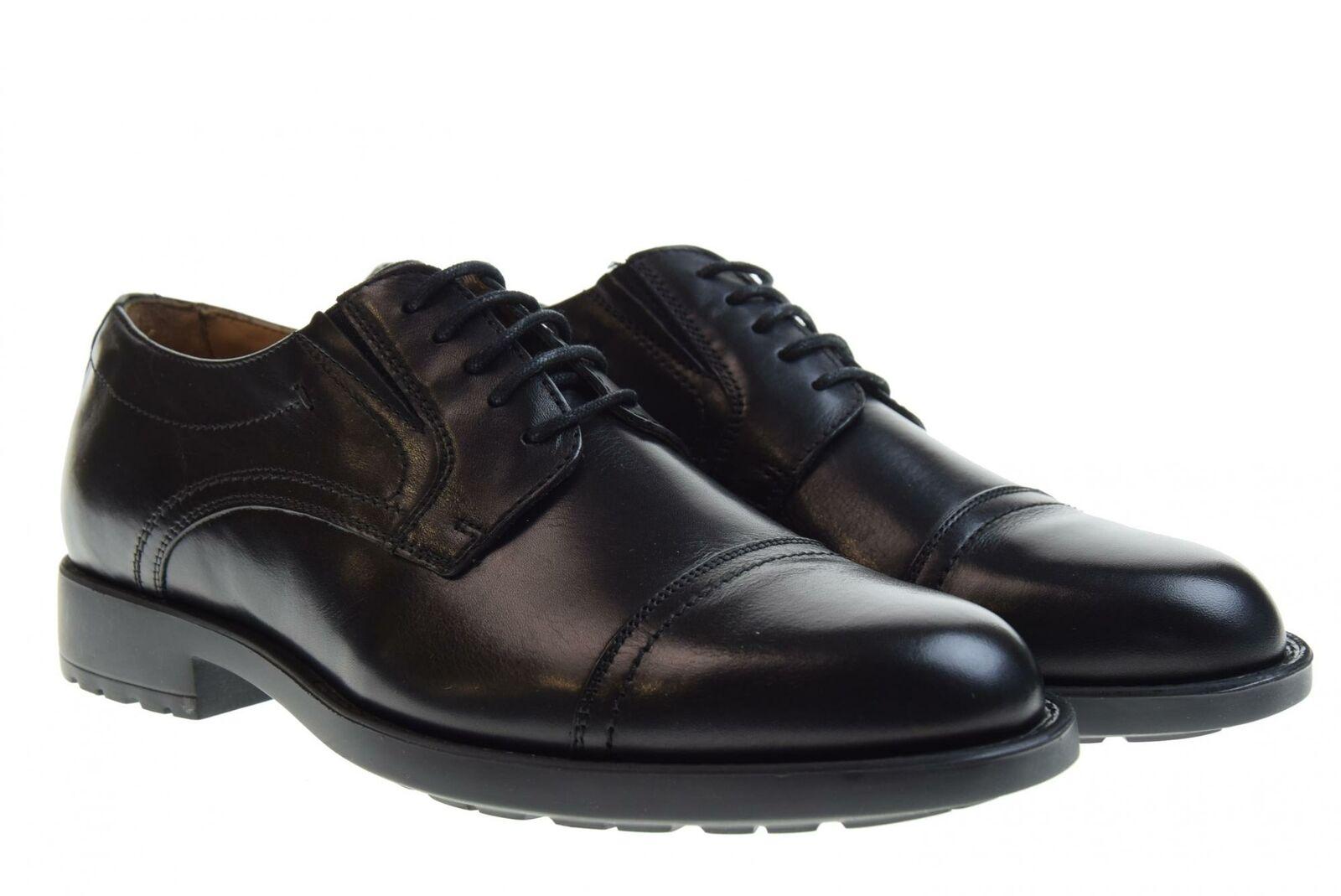 Vallegreen P19us classic men's shoes 49896 BLACK