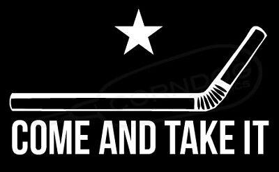 Come and Take It STICKER VINYL DECAL STRAW BEARD FREEDOM STARBUCKS ...