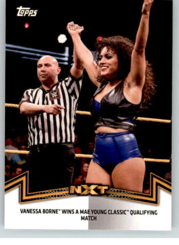 2018 WWE Women/'s Division Matches /& Moments NXT #12 Vanessa Borne
