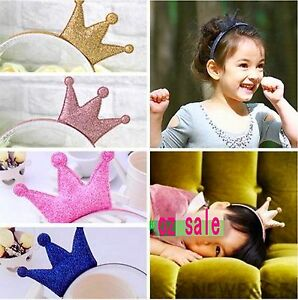 1-Girls-Kids-Children-Baby-Cute-sweet-Princess-Party-Crown-Tiara-Hair-Head-Band
