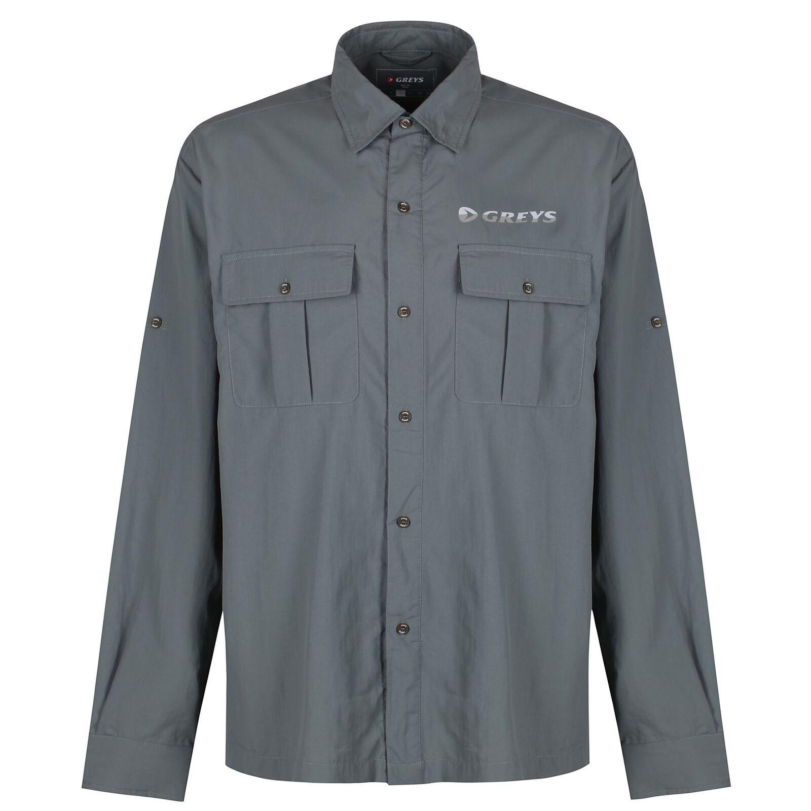 Graus Fishing Shirt / Fishing Clothing