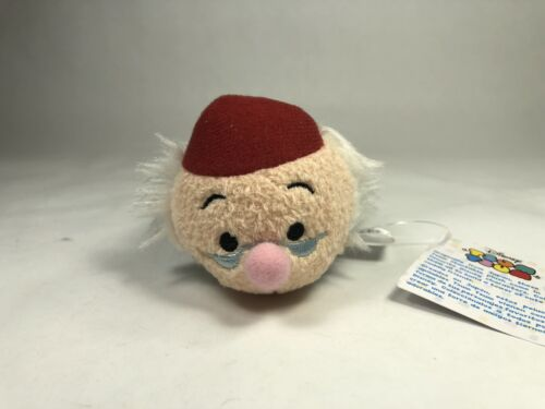 Mr Shmee Disney Plush Mini Tsum Tsum Peter Pan Authentic New w// Tags Authentic