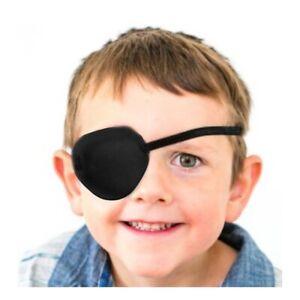 Kids-Eye-Patch-Medical-Concave-Foam-Padded-Washable-Eyeshades-halloween