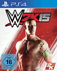 WWE 2K15 (Sony PlayStation 4, 2014)