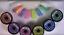 Mia-Secret-Nail-art-polvere-acrilica-Collection-Set-6-Colori-Scegli-la-tua-Set miniatura 12