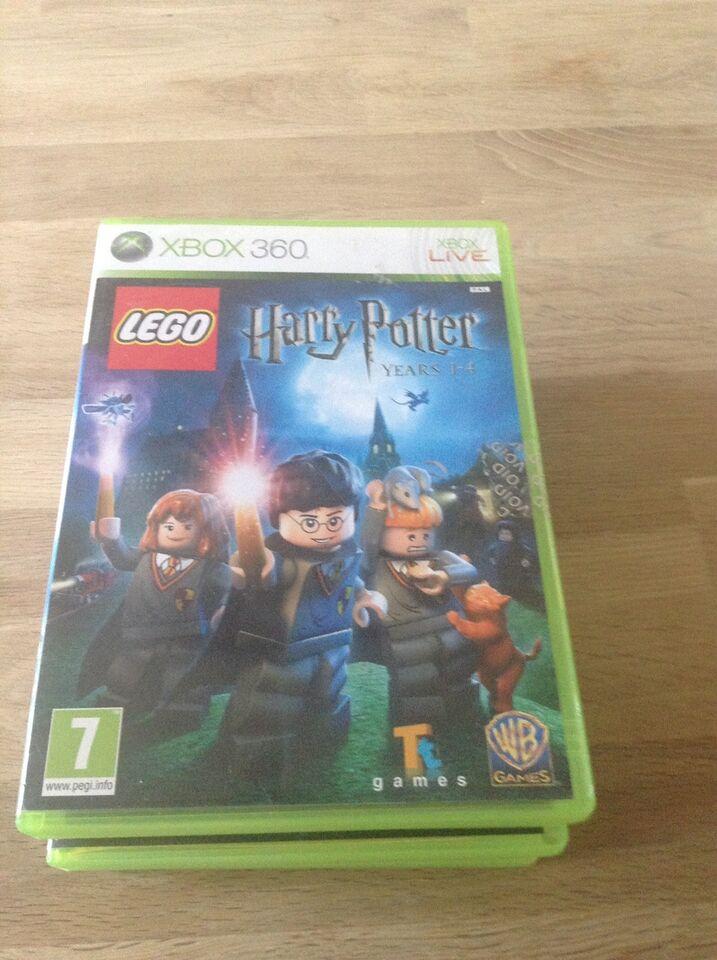 2 stk LEGO Xbox360 spil, Xbox 360, action