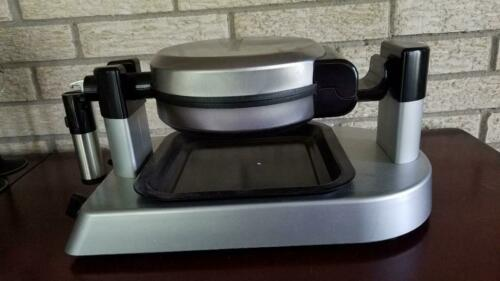 BRAND NEW UNUSED Technique Non-Stick Rotating Professional Belgian Waffle Maker