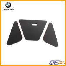 BMW 318i 325e 325 325es 325i 325is Genuine Hood Insulation Pad Set (3 Piece Set)