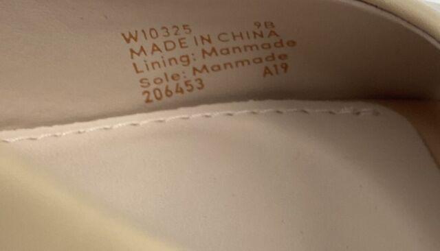 Cole Haan Harlow OT Pump 85mm HEELS Size 9 B/m Color Nude