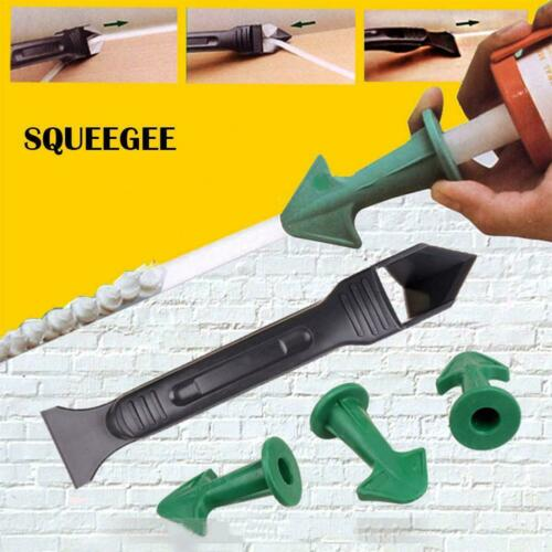 Caulk Nozzle and Scraper Set Caulk Remover Sealing Caulking Manual Tool Kits