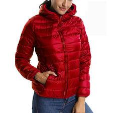 item 1 Womens Down Jacket Warm Puffer Coat Duck Goose Winter Thin  Ultralight Outdoor -Womens Down Jacket Warm Puffer Coat Duck Goose Winter  Thin Ultralight ... 8be62fce4e