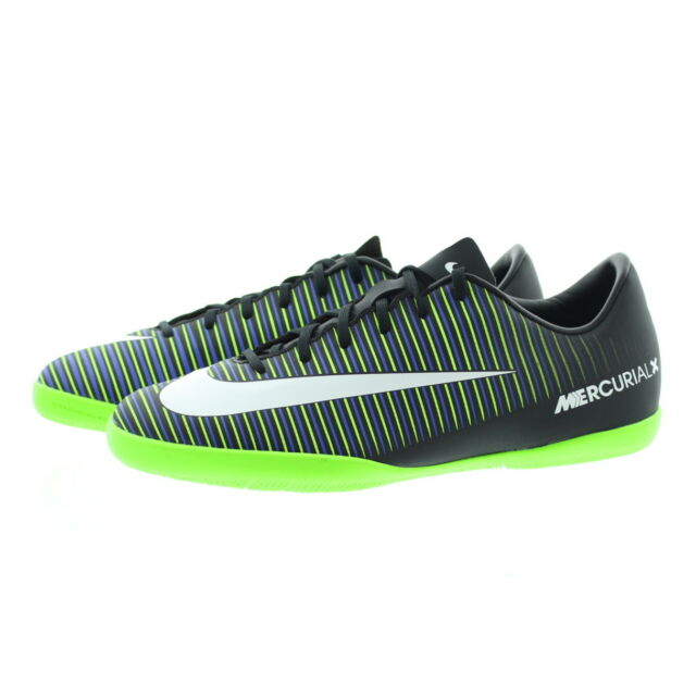 266e09e51bc7 Nike 831947 Kids Youth Boys Girls Mercurial X Victory XI Indoor Soccer Shoes