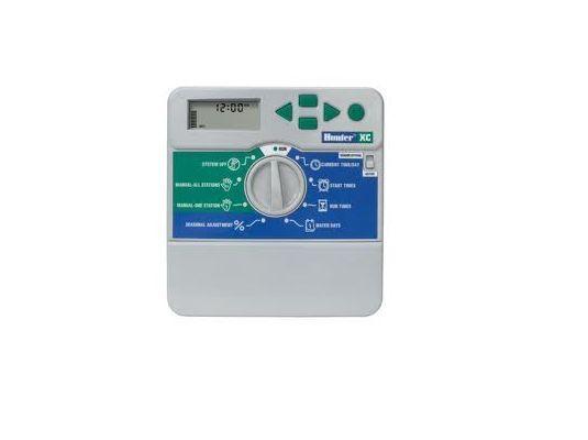 Hunter XC 4 stations indoor irrigación auto Controller